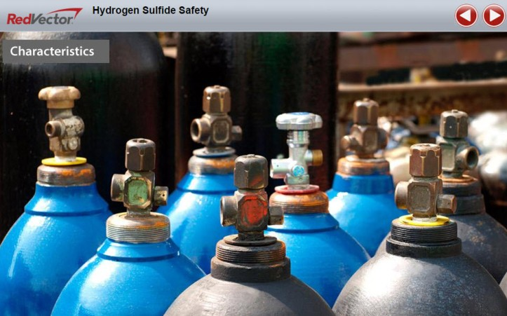 Hydrogen Sulfide Safety - RedVector eLearning