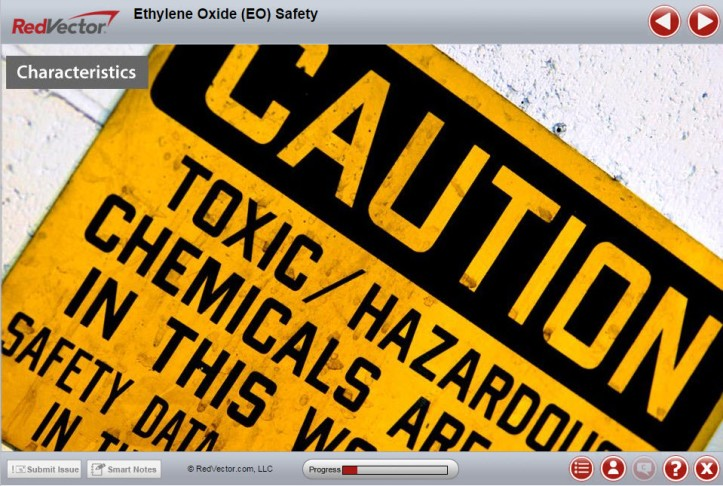 RedVector Ethylene Oxide Safety