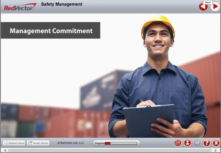 Safety Management - RedVector eLearning