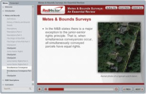 Metes & Bounds Surveys