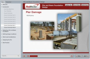 Pier and Beam Foundation Design