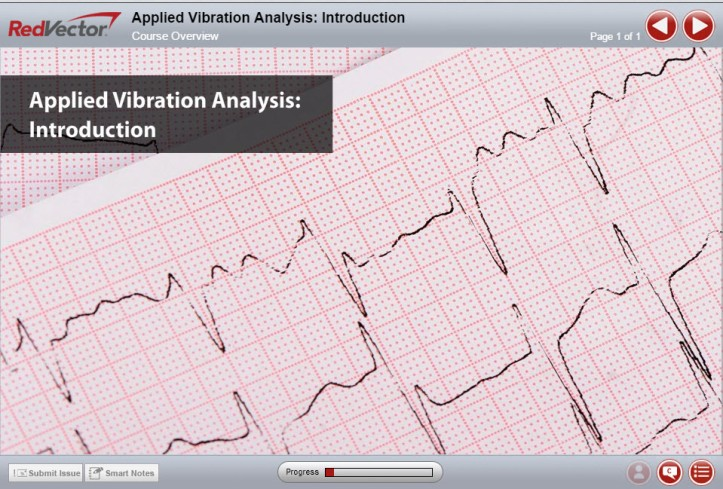 RedVector Applied Vibration Analysis Course