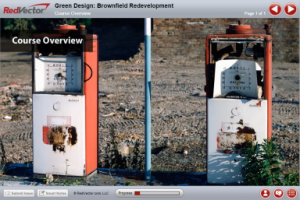 Green Design: Brownfield Redevelopment