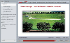 Urban Drainage – Design of Storm Water Detention and Retention Facilities
