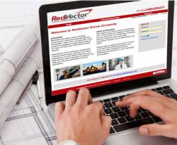 RedVector Laptop